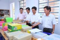 Phòng thí nghiệm thực hành Lý, Hóa, Sinh (năm 2012)