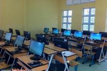 Gói thầu phòng GD&ĐT huyện Cần Đước (T12-2011; 4 tỷ đồng)