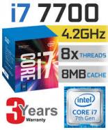 CPU Core 7 - 7700 (3.6Hz)